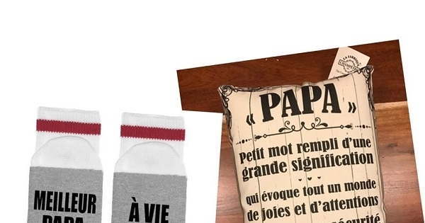 Concours Gagnez un duo pour papa offert par Espace Déco + Idées cadeaux!