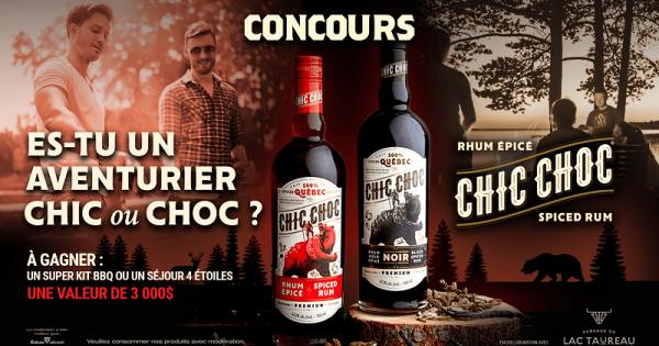 Concours Gagnez un BBQ Napoléon OU Un séjour de deux nuitées pour 4 personnes à l'Auberge du Lac Taureau!