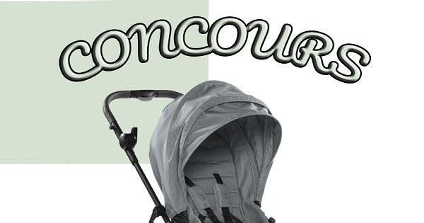 Concours Gagnez la poussette Baby Jogger City tour Lux!