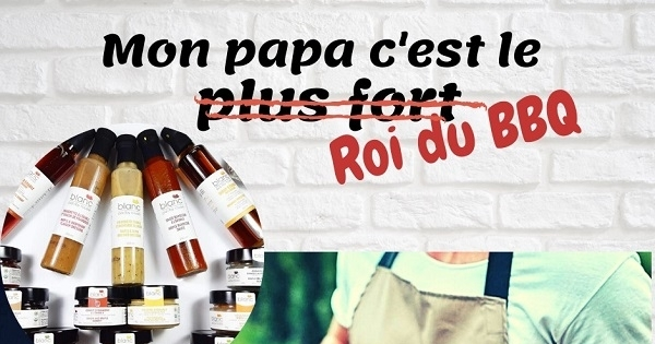 Concours Gagnez Un coffret gourmet sur mesure pour un papa unique!
