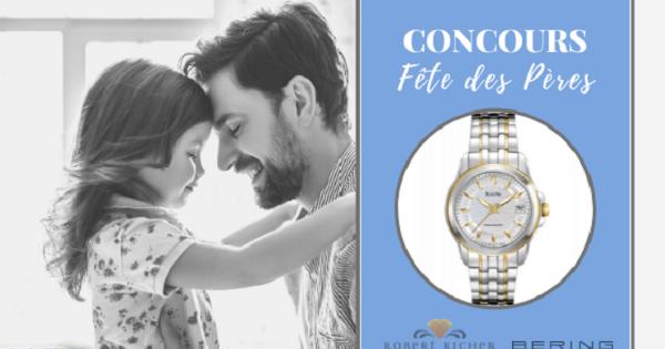 Concours Gagnez une montre offerte par Bijouteries du Québec!