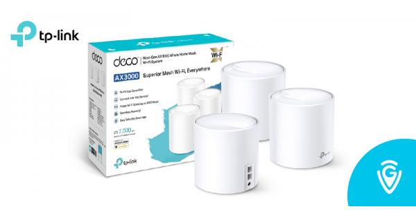 Concours Gagnez un ensemble de routeurs X60 de TP-Link en collaboration avec le site de Guide Vacances!