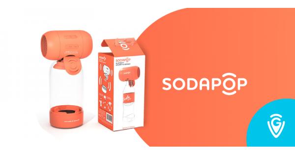 Concours Gagnez un haut-parleur portatif SodaPop en collaboration avec le site de Guide Vacances!