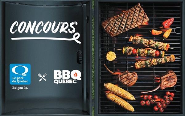 Concours Gagnez un ensemble BBQ d'une valeur de 950$!