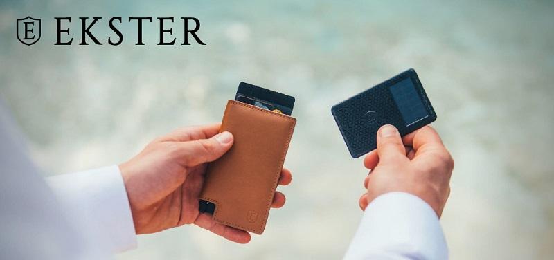 Concours Gagnez un portefeuille à l'épreuve des voleurs de la marque Ekster!