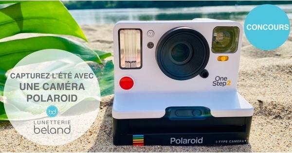 Concours Gagnez une Caméra Polaroid