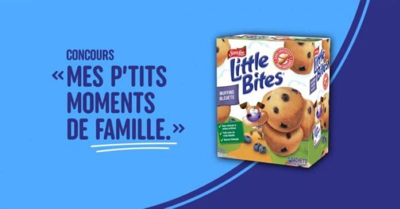 Concours Mes p'tits moments de Famille!