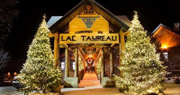 Concours Offrez-vous du bon temps à l'Auberge du Lac Taureau grâce à Bôsapin!