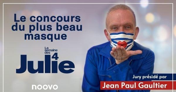 Concours Le plus beau masque du Québec!