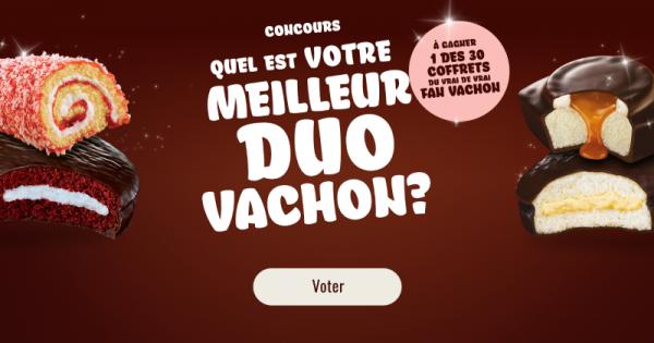 Concours Gagnez un coffret exclusif du vrai fan Vachon!