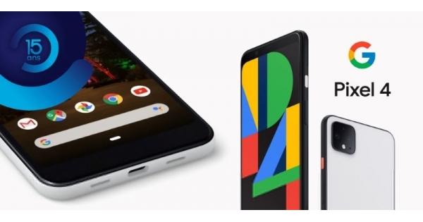 Concours Gagnez le Pixel 4, le récent téléphone de Google à la caméra exceptionnelle!