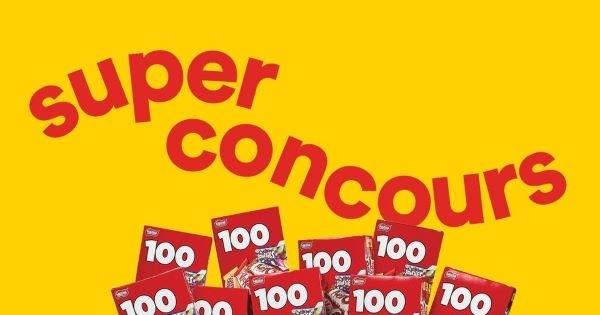 Concours GAGNEZ 4 800 MINI-BARRES DE CHOCOLAT NESTLÉ POUR HALLOWEEN!