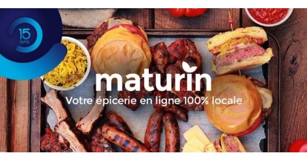 Concours Gagnez l'une des quatre cartes-cadeaux de 50$ pour profiter du marché numérique Maturin!