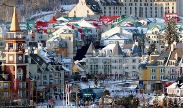 Concours Gagnez 2 nuits pour 4 personnes à Mont-Tremblant!