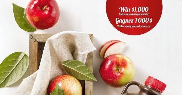 Concours Gagnez 1000$ d'Épicerie!