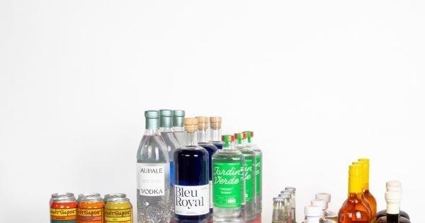Concours Gagnez les essentiels pour profiter d'un bon cocktail 100% québécois dans le confort de votre divan!