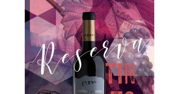Concours Gagnez 3 bouteilles d'Esteban Martin Reserva!