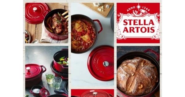 Concours Gagnez une des 3 batteries de cuisine Staub France de 7 morceaux d'une valeur de 1245$ chacune!