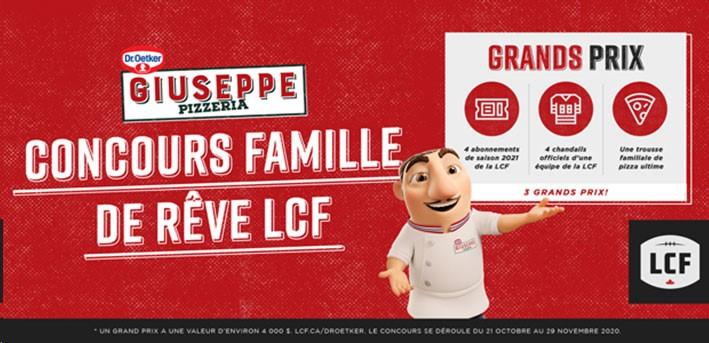 Concours Famille de rêve LCF!
