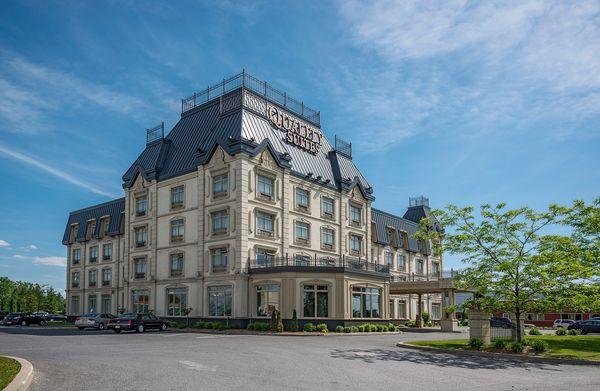 Concours Gagnez un forfait à l'hôtel Quality Suites Drummondville!