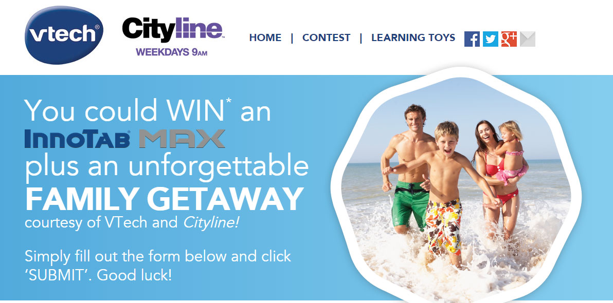 Concours Win an travel gift card