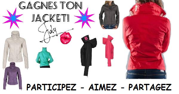 Concours Gagnez votre jacket Bench