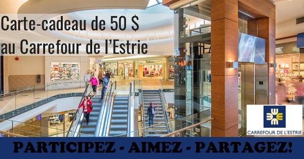 Carte Cadeau Carrefour De Lestrie.Concours Gagnez Une Carte Cadeau D Une Valeur De 50 Au