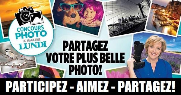 Concours Gagnez un abonnement d'un an au magazine Le Lundi!
