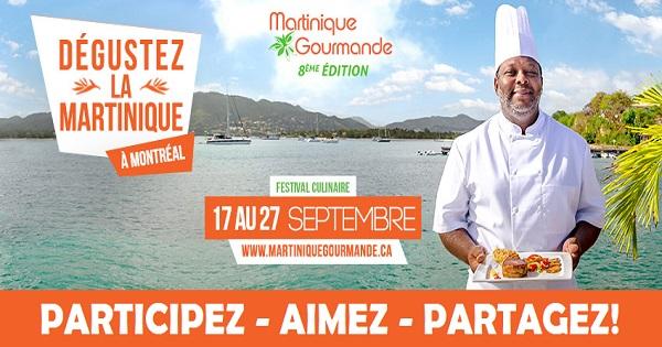 Concours Gagnez un voyage à destination de Fort-de-France en Martinique!