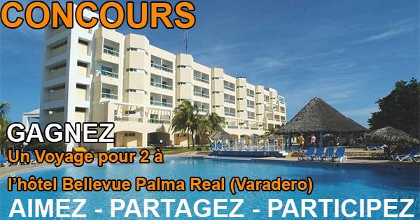 Concours Gagnez un séjour d'une semaine pour deux personnes à Varadero!