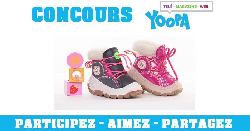 Concours Gagnez une paire de bottes d'hiver Olang!