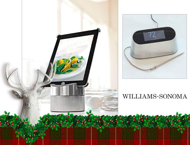 Concours Gagnez des accessoires de cuisine intelligents de la marque Williams-Sonoma