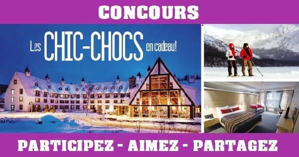 Concours Gagnez 3 nuités en formule tout-inclus pour deux personnes au Gîte du Mont-Albert!