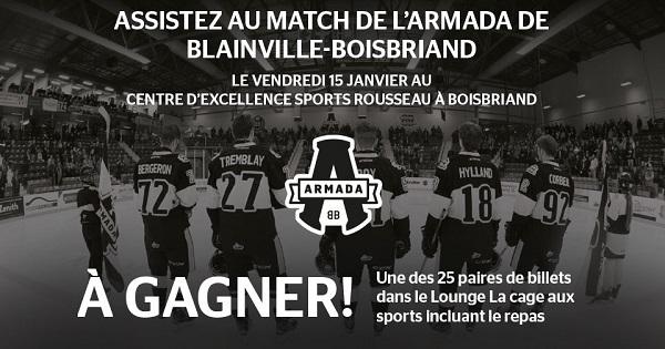 Concours Armada de Blainville-Boisbriand!