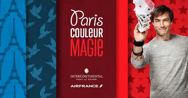 Concours Gagnez un voyage à Paris!