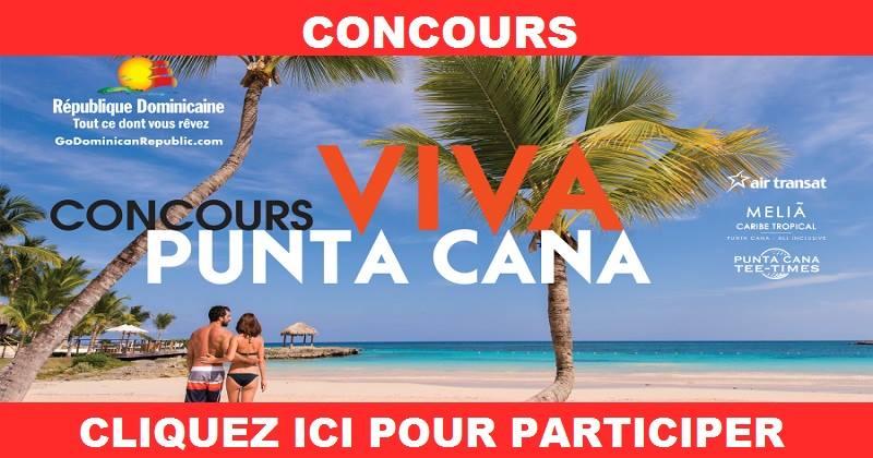 Concours Viva Punta Cana!