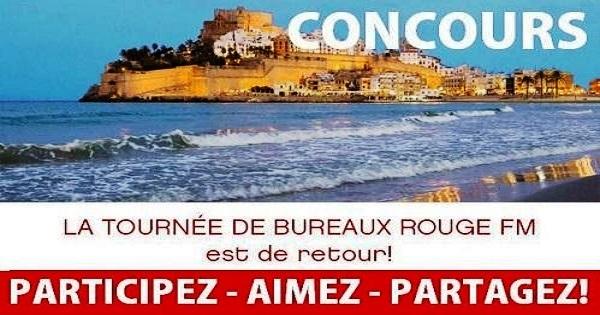 Concours Gagnez un voyage en Espagne pour deux personnes!