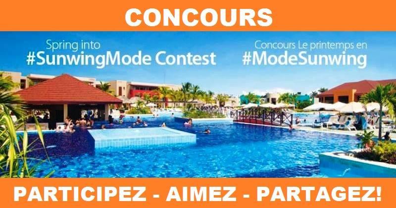 Concours Gagnez des vacances en famille pour 4 au Grand Memories Varadero!
