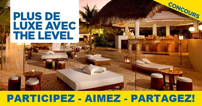 Concours Gagnez un voyage pour 2 à Punta Cana en République Dominicaine!