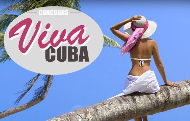 Concours Gagnez un voyage pour 2 à Cayo Coco