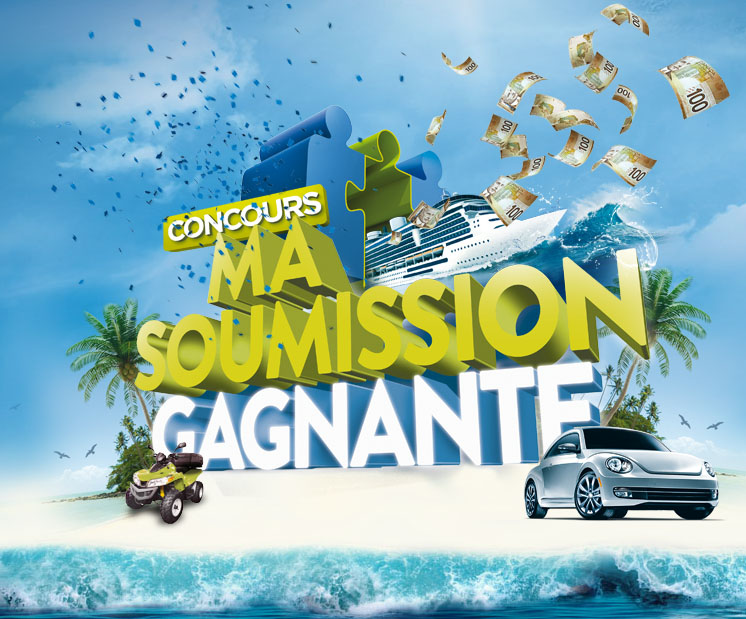 Concours Ma Soumission Gagnante