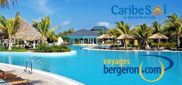Concours Gagnez un Voyage tout inclus au Melia Las Dunas!