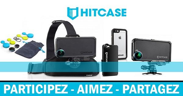 Concours Gagnez des accessoires Hitcase pour votre iPhone!