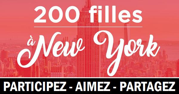 Concours Gagnez un voyage pour 4 personnes à New York en compagnie de Maxime Landry, Marjorie Vallée et l'équipe de Rouge fm!