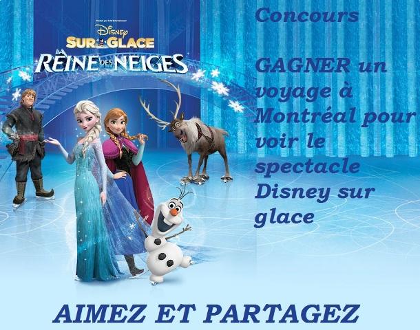 Concours disney sur glace pr sente la reine des neiges concours en ligne qu bec - Regarder la reine des neiges gratuit ...