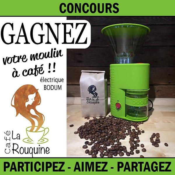 Concours gagnez un moulin caf et un sac de 300g de caf - Sac de cafe en grain ...